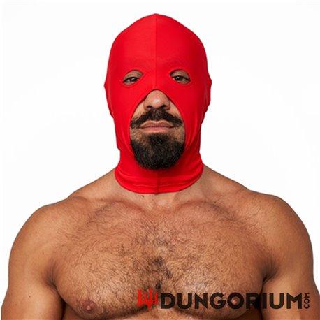 Lycra Maske red Cocksucker red-8718788885567