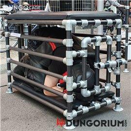 Stahlkäfig Dungocage HD