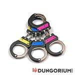 ASP Handschelle mit Scharnier in verschiedenen Farben