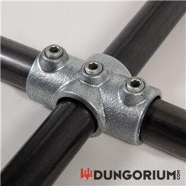 Kreuzstück durchgehend - Dungotube Bondagesystem