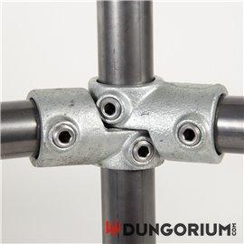 Winkelstück verstellbar 1 Stück - Dungotube Bondagesystem