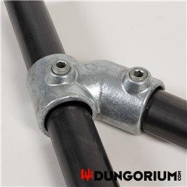 T-Stück 45° - Dungotube Bondagesystem