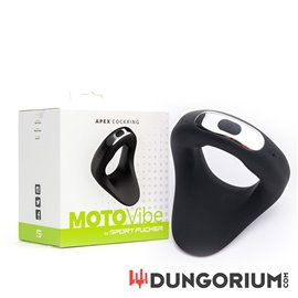 MOTOVibe APEX Vibrating Teardrop Cock Ring