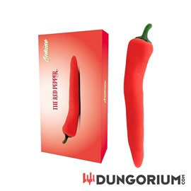 Red Pepper Veggie Vibrator 10 Stufen