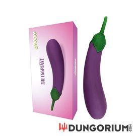 Eggplant Veggie Vibrator 10 Stufen
