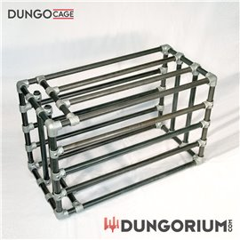 Stahlkäfig Dungocage