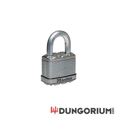 Master Lock Schloss Excell aus Stahllamellen 45 mm -3520190929600