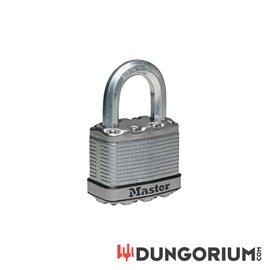 Master Lock Schloss Excell aus Stahllamellen 50 mm