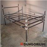 Dungotube Bondagebett Bausatz