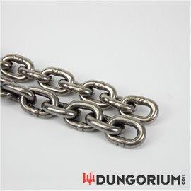Massive Eisenkette 10 mm Stahl oder Edelstahl