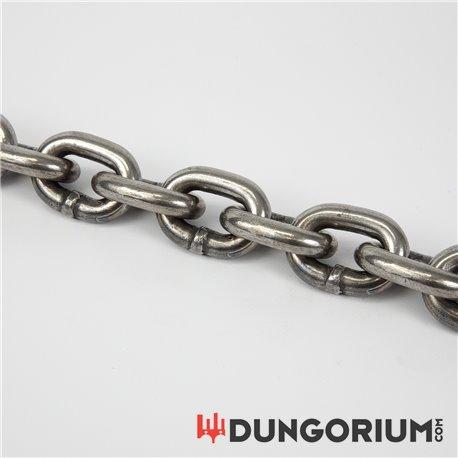 Massive Eisenkette 13 mm Stahl oder Edelstahl