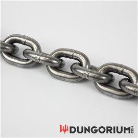 Massive Eisenkette 16 mm Stahl oder Edelstahl