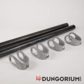 Ergänzungsstangen Set für Dungocage
