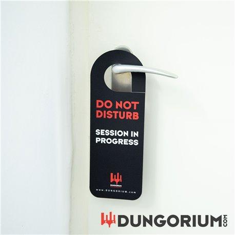 Türanhänger Do not Disturb von Dungorium