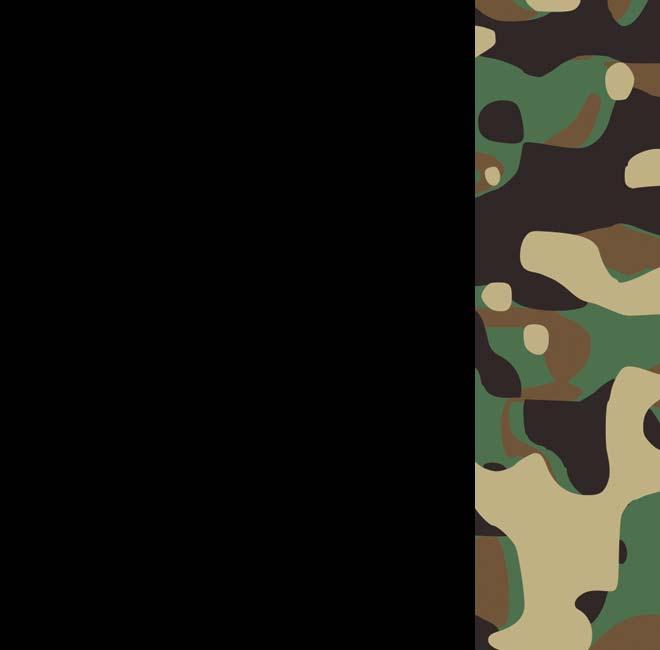 SCHWARZ-camouflage
