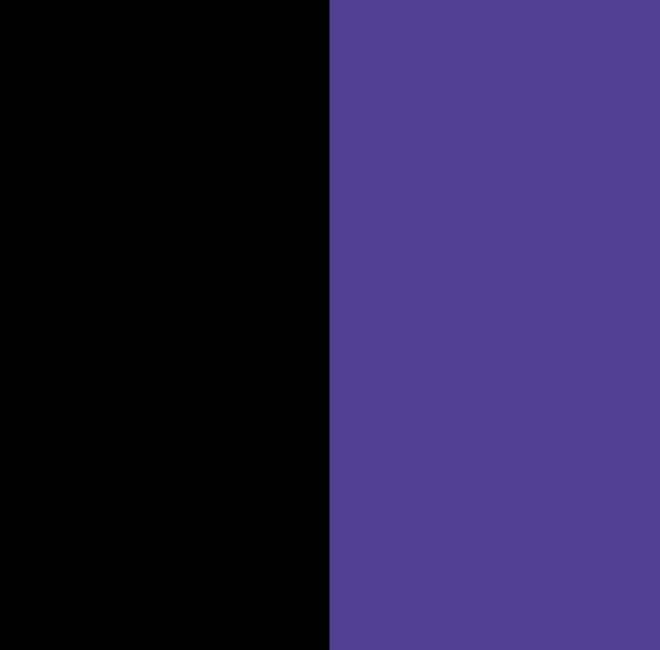 schwarz lila