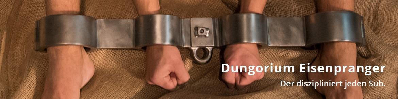 Dungorium Eisenpranger - Bringt jeden Sub zuverlässig zum Stillsitzen